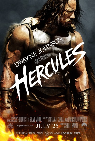Hercules Poster #2