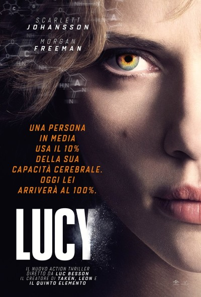 Lucy Poster #2