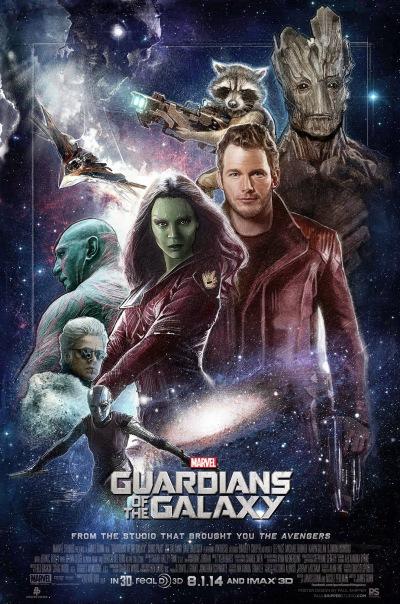 Paul Shipper Guardians of the Galaxy