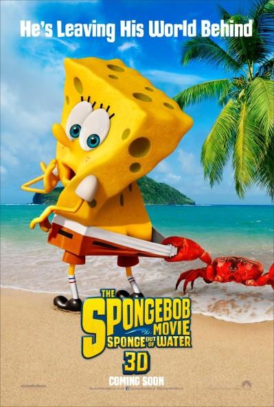 SpongeBob SquarePants 2 Poster