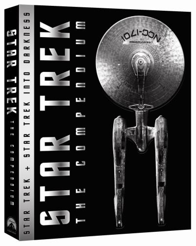 Star Trek The Compendium Blu-ray Image