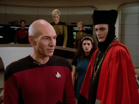 Star Trek TNG Encounter At Farpoint