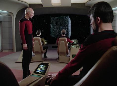 Star Trek TNG Q Who 2