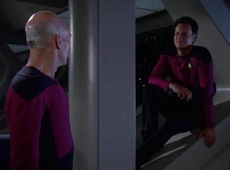 Star Trek TNG Q Who