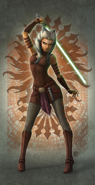 Star Wars Ahsoka Tano