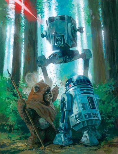 Star Wars Art Image 5