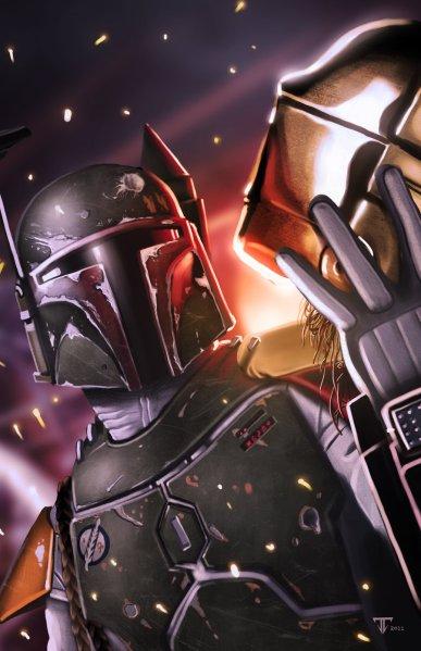Star Wars Boba Fett 2