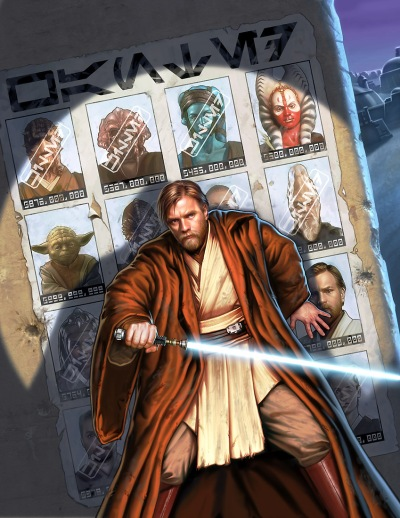 Star Wars Jedi Hunted