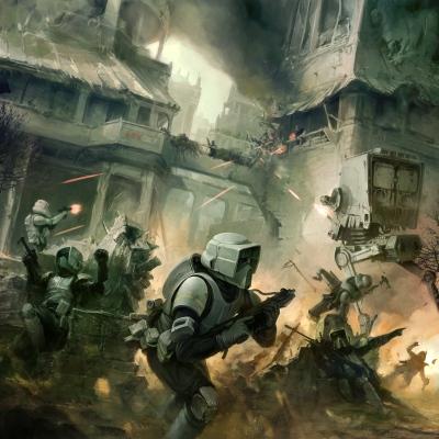 Star Wars Urban Combat