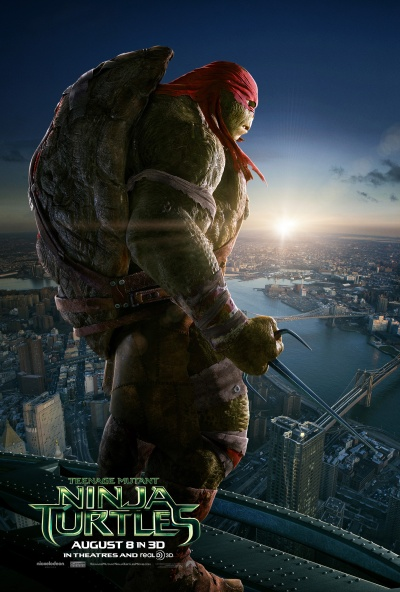 Teenage Mutant Ninja Turtles Raphael Poster