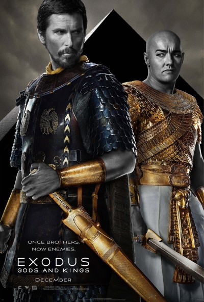 Exodus Gods and Kings Poster #1