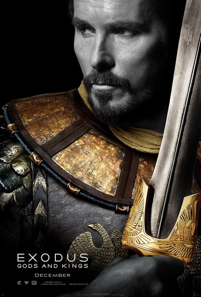 Exodus Gods and Kings Poster #2