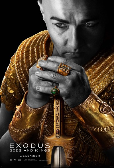 Exodus Gods and Kings Poster #3