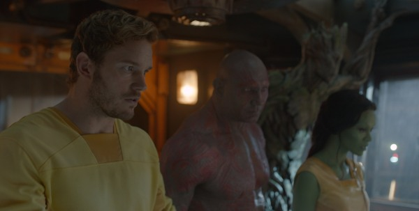 Guardians of the Galaxy New Image 1