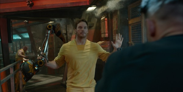 Guardians of the Galaxy New Image 2
