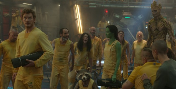 Guardians of the Galaxy New Image 3