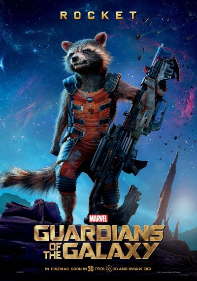Guardians of the Galaxy Poster #11