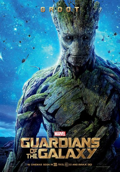 Guardians of the Galaxy Poster #12