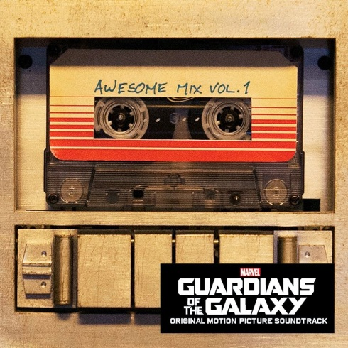 Guardians Of The Galaxy Sondtrack Cover
