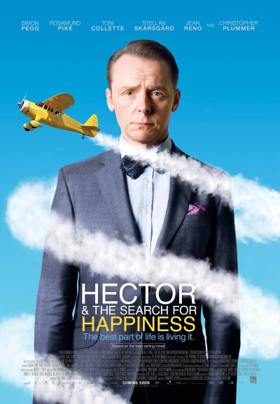 Hector and the Search for Happiness Poster #3