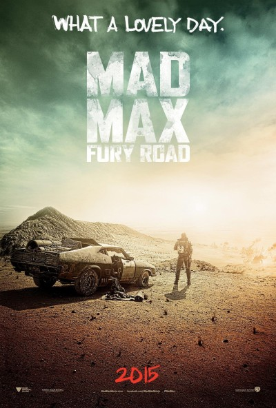 Mad Max Fury Road Poster #1