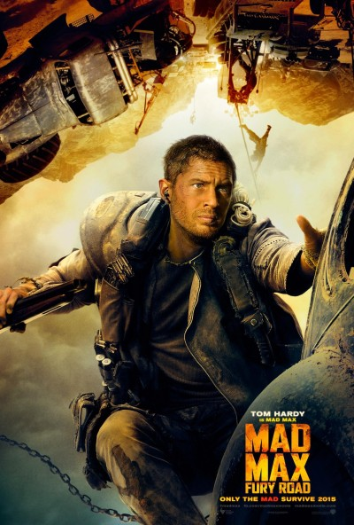 Mad Max Fury Road Poster #2