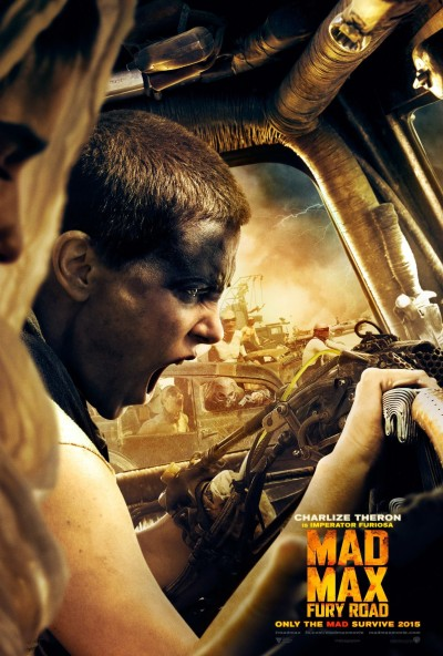 Mad Max Fury Road Poster #3
