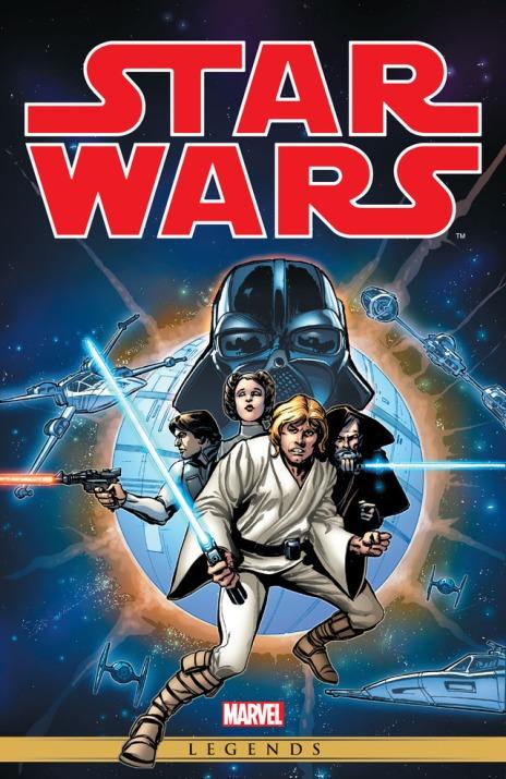Marvel's Star Wars The Original Marvel Years Omnibus