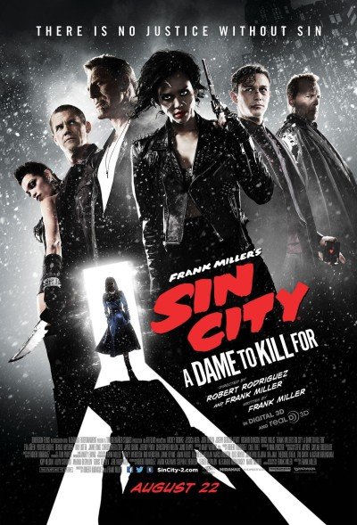 Sin City A Dame to Kill For Poster #13