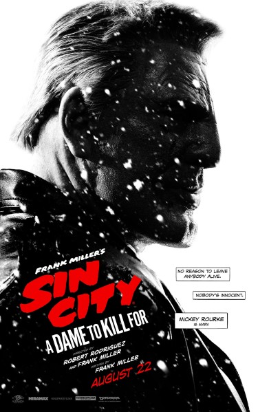 Sin City A Dame to Kill For Poster #14
