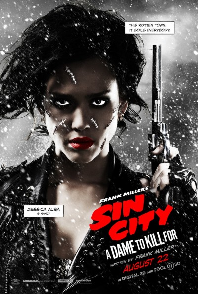 Sin City A Dame to Kill For Poster #15