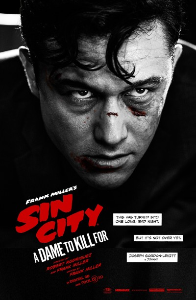Sin City A Dame to Kill For Poster #16