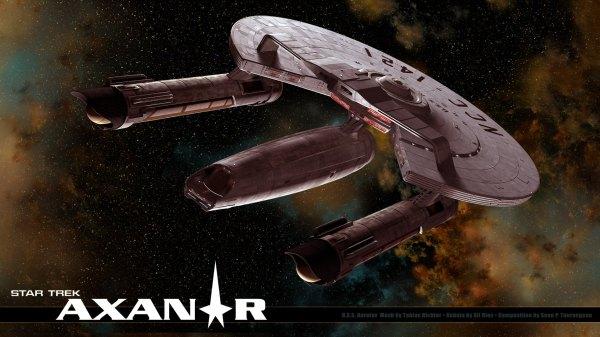 Star Trek Axanar A
