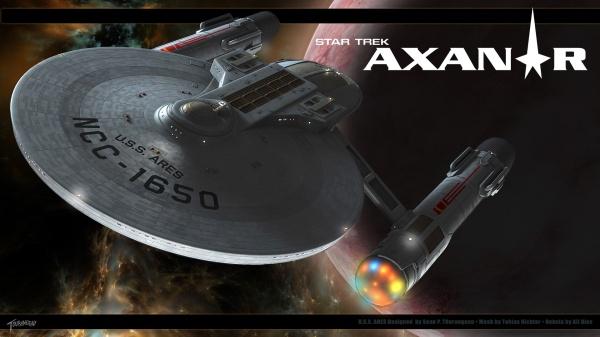 Star Trek Axanar B