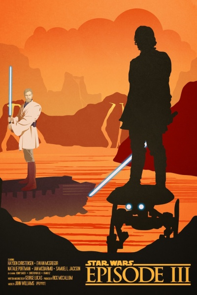 Star Wars Revnge of the Sith