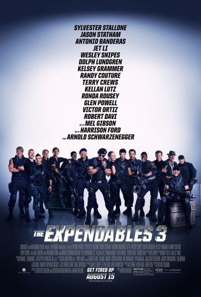 The Expendables 3 Poster #20