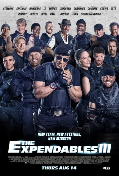 The Expendables 3 Poster #21