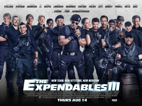The Expendables 3 Poster #22