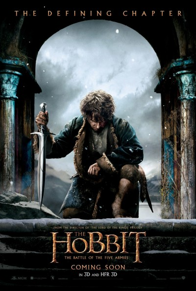 The Hobbit The Battle of the Five Armies Poster #2