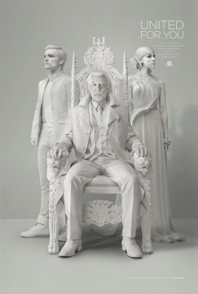 The Hunger Games Mockingjay Part 1 Poster #9