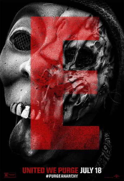 The Purge Anarchy Poster 10