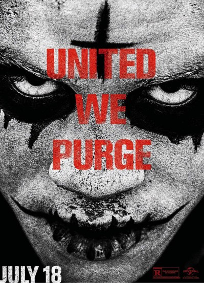 The Purge Anarchy Poster #15