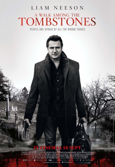A Walk Among the Tombstones Poster #2