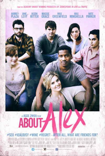 About Alex Poster #2