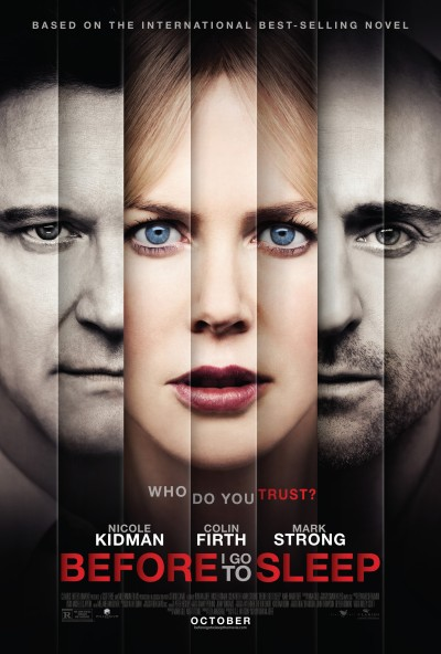 Before I Go to Sleep Poster #4