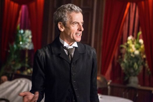 Doctor Who season 8 Image 5
