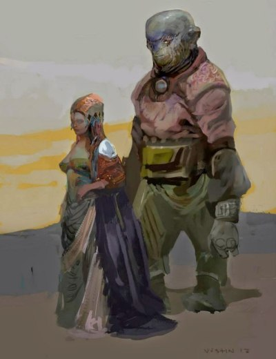 Guardians of the Galaxy Concept Art Image 5