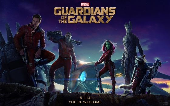 Guardians of the Galaxy WP 1