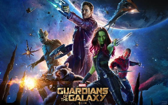 Guardians of the Galaxy WP 2