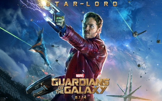 Guardians of the Galaxy WP 3